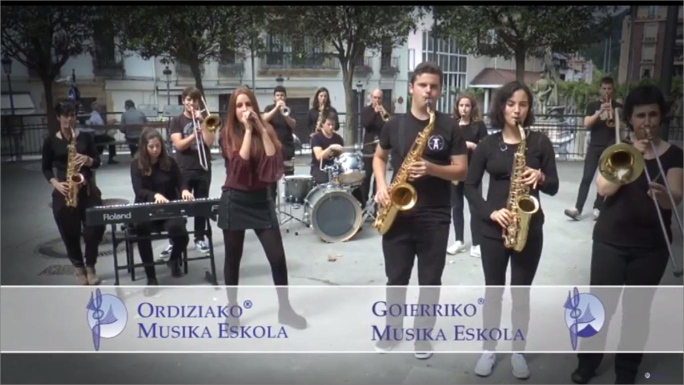 Zatoz Musika Eskolara!